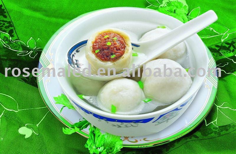 Fuzhou delicious fish balls products china fuzhou for Chinese fish balls