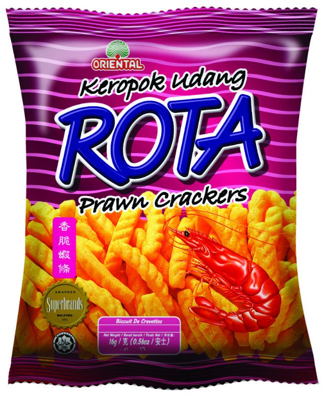 Rota Prawn Crackers