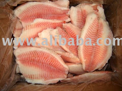 Fresh and Frozen Tilapia Fish