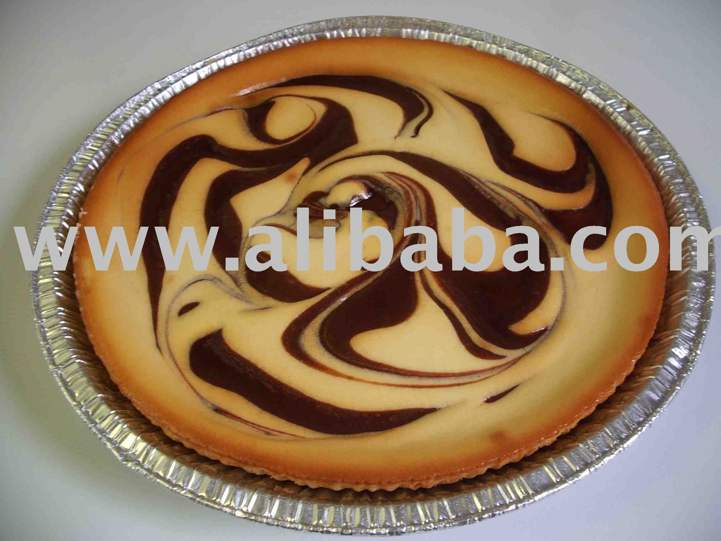Chocolate Cheese Pie Frozen