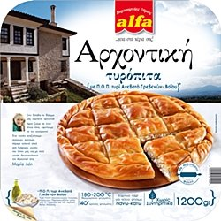 ARCHONTIKI PREMIUM CHEESE PIE