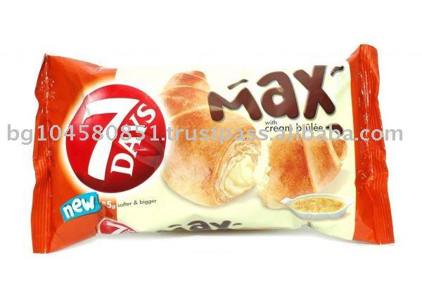 7 days  Maxx croissant