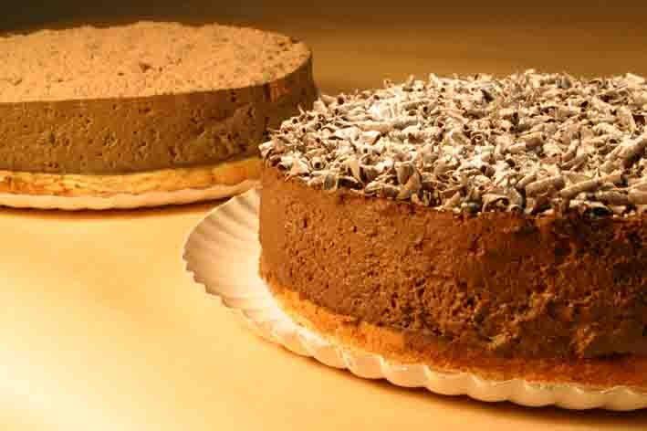 Mousse Cake Dessert