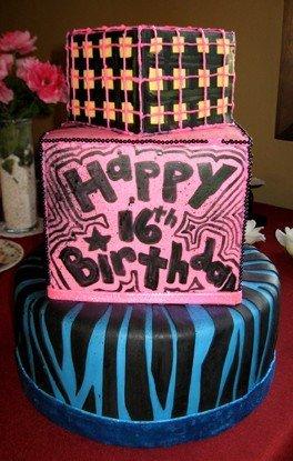 Birthday Cakes Name Ruthie