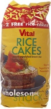 Vital Rice Cakes