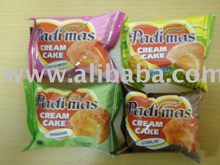 Padimas Cream Cake
