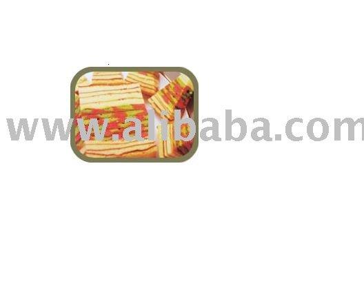 SARAWAK LAYER CAKE OR CAKES (KEK LAPIS SARAWAK) - BATIK SUTERA