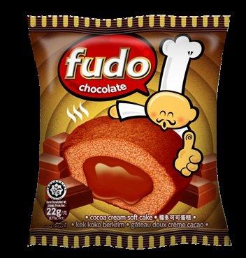 Fudo Custard Cake