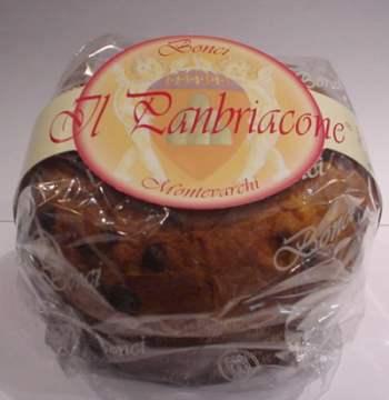 Tipsy Cake, Panettone
