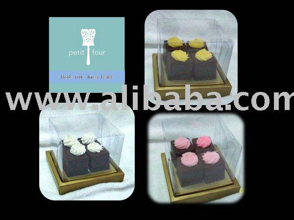 petite four soap cake