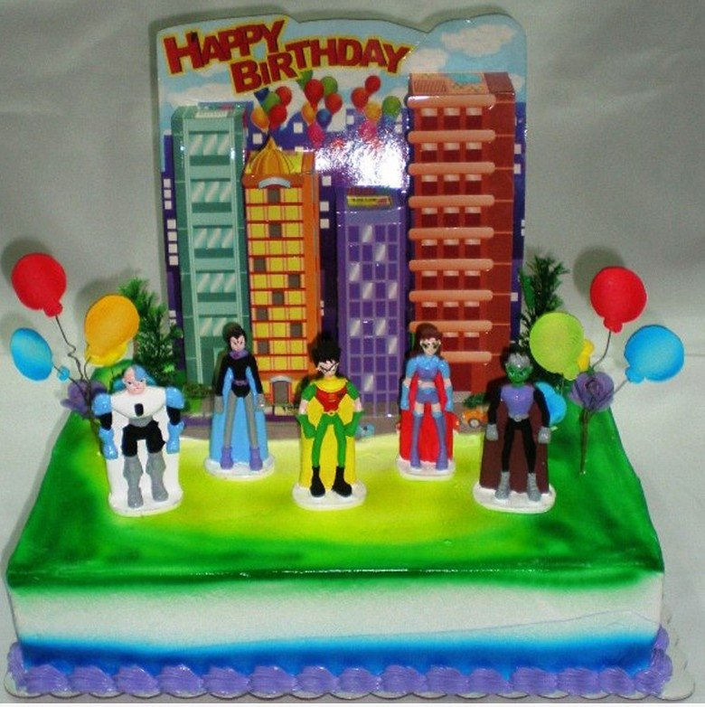 Kiddie Cakes - Boys