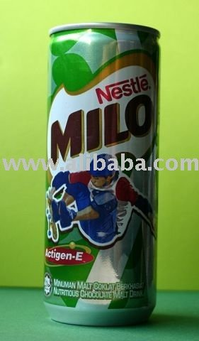 Nestle Milo RTD Milk