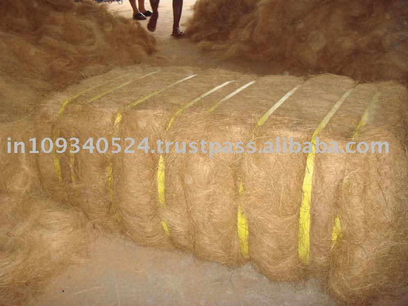 Coconut Fibre Brown
