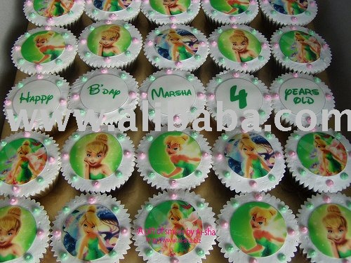 Edible Image Cake Kl : Birthday Cupcakes With Edible by Ai-sha Puchong Jaya ...