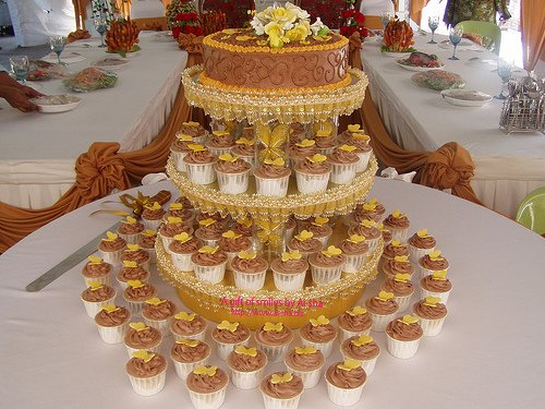 Sri Lankan Traditional Wedding Cake Boxes
