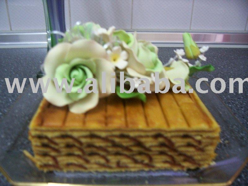 SARAWAK LAYER CAKE OR CAKES (KEK LAPIS SARAWAK) - SISIK IKAN