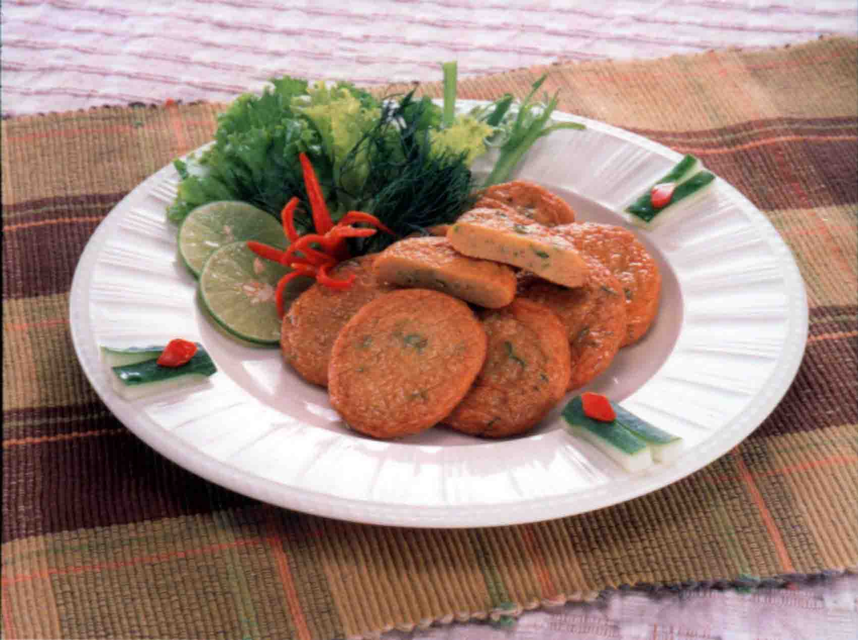 Thai Fish Cake,Frozen Food