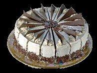 """10"""" MOCHA KAHULA cake"""