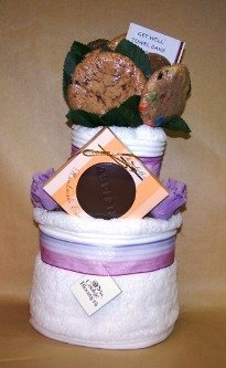Get Well Towel Cake