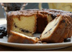 CoffeeCakes.com Blueberry Coffee Cake