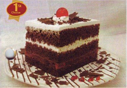 Black Forest Cake Slab