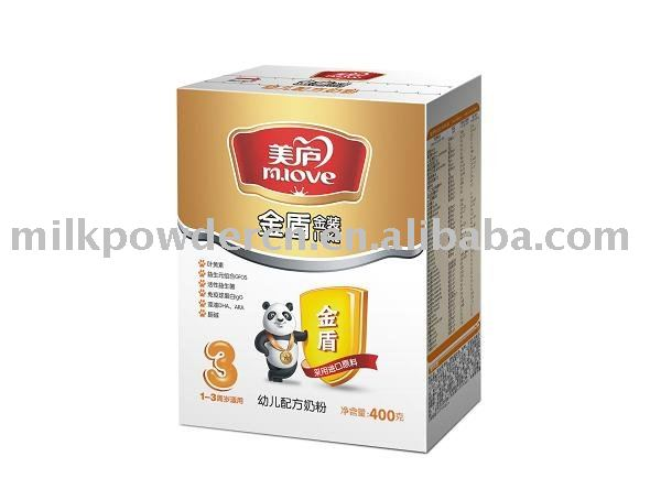 infant formula milk powder gold dong series step 3 400g/box