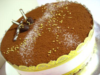 Tiramisu- cake