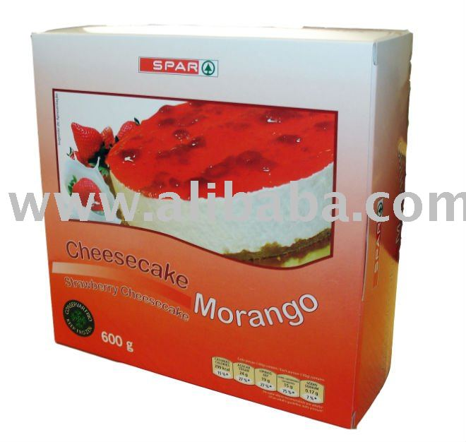 Strawberry Cheesecake 500 g/1,500Kg/900g