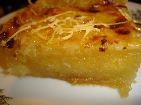 cassava special cake