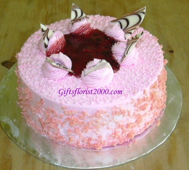 Strawberry Flavour Cake Images : Strawberry Flavored Cake products,Singapore Strawberry ...