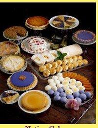 Native Cakes Leche Flan