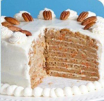 carrot smith island cake