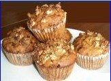 Jumbo Muffins CHOCOLATE CHIP  BANANA  WALNUT MUFFIN