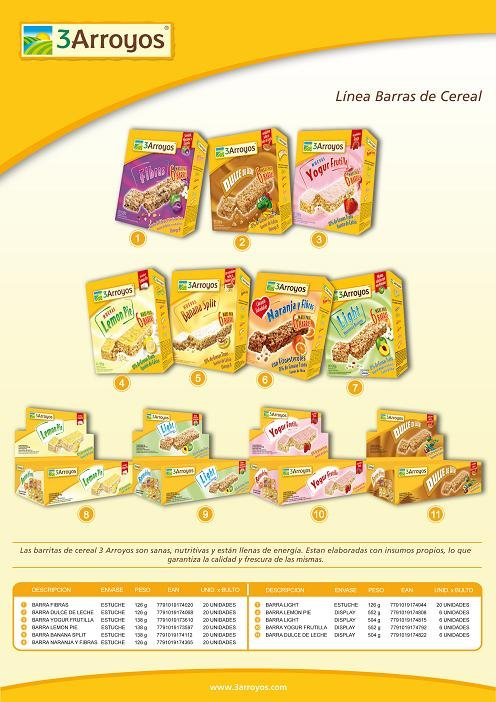 Cereals bars