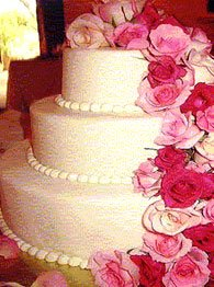 Wedding Cakes -  Moments