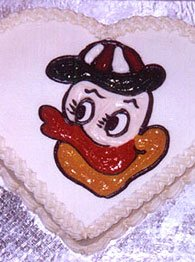 Children's Cakes - Donald Cake