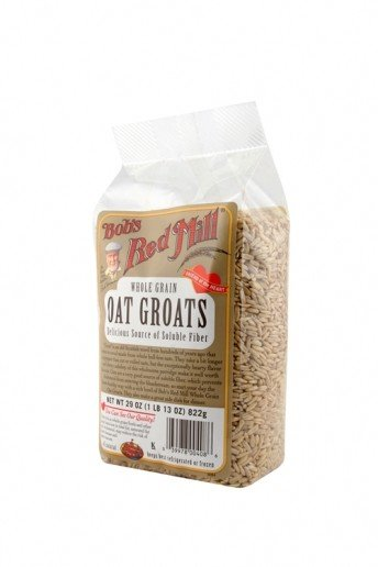 Organic Whole Oat Groats | Bob's Red Mill Natural Foods