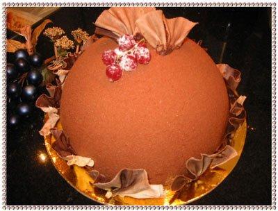 LE ROYAL  CAKE