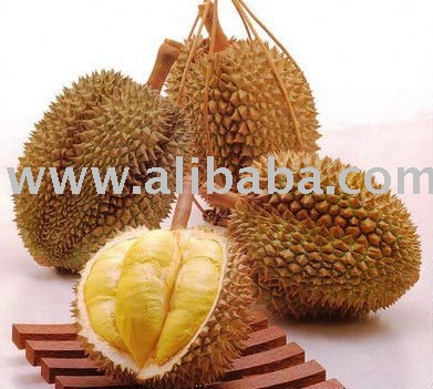 Organic and Common Durians