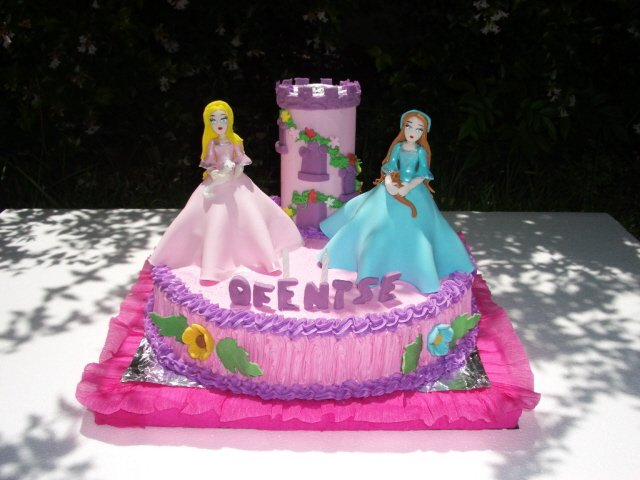 birthday   cake  Princess Castle
