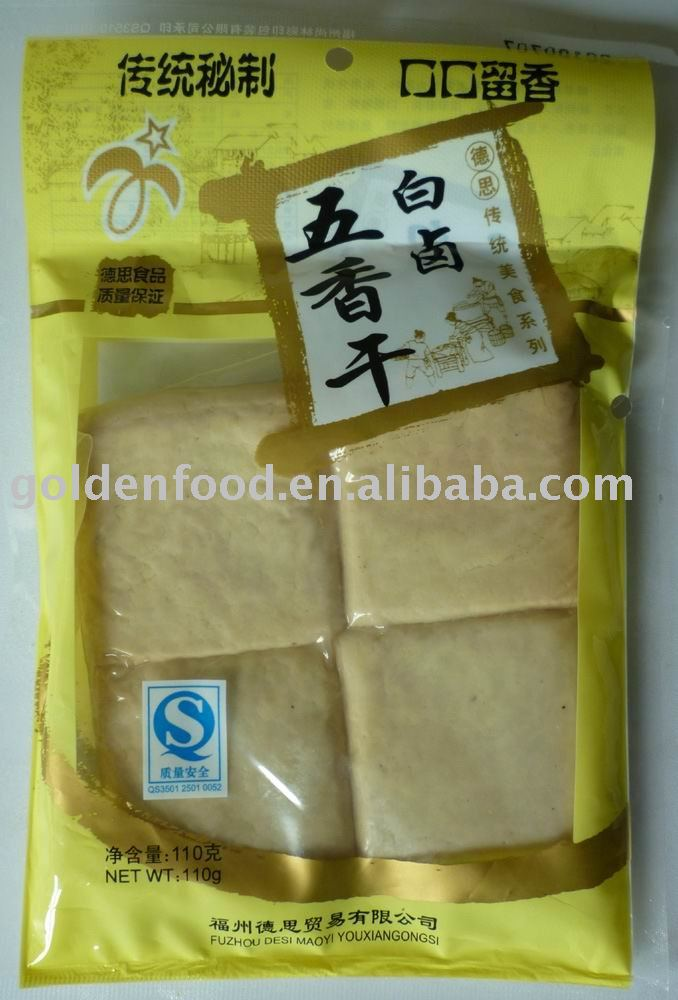 dried bean curd products