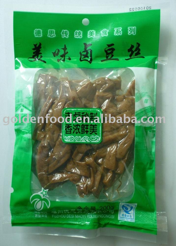 preserved bean curd sheet