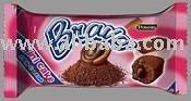 Super BRAVO Mini cake with cocoa filling