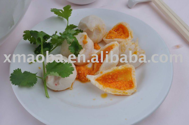 Crab Roe Ball