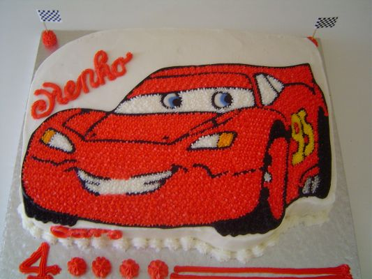 155 Cars cakes for boys
