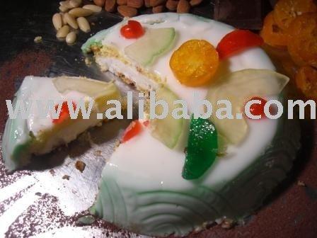 Sicilian Cassata cakes