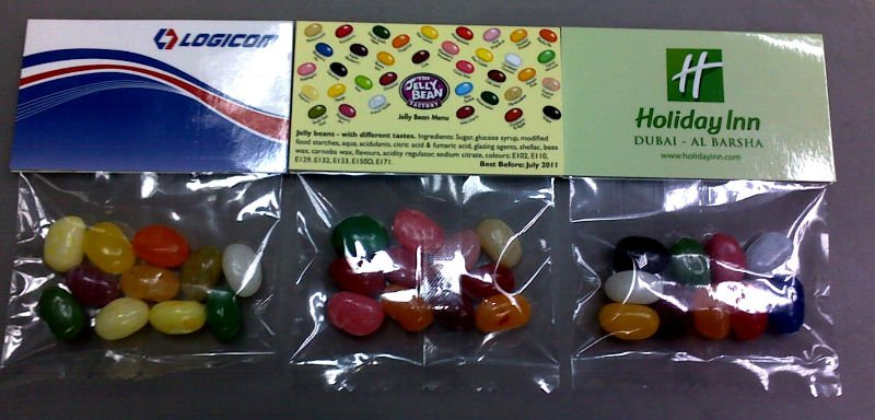 gourment Jelly Beans