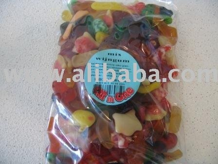 Winegum Jelly 1 kilo bags