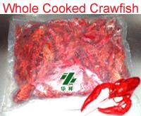 Frozen Whole Cajan Seasoned Cooked Crawfish products,China ...