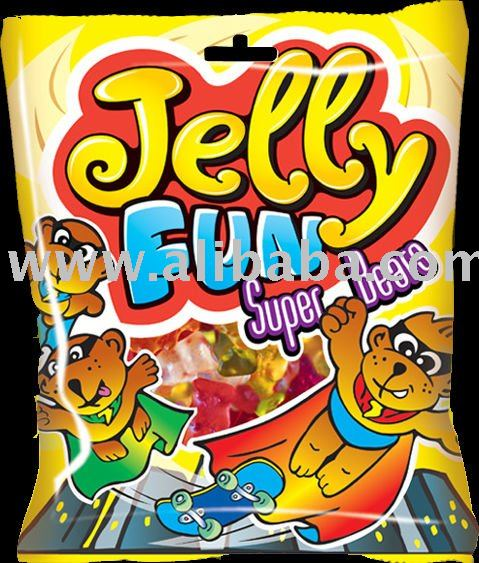 Jelly fun - bears